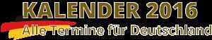 Kalender Logo